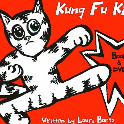 Kung Fu Kitty, a children s novella and DVD