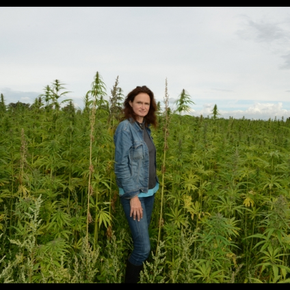 Hemp to the horizon. Why did we 'forget' about hemp that helped civilisations to survive? Hemp requires no 'chemical push' to thrive, instead it makes the soil more fertile and increases its ability to hold water. Hemp means health for all, planet and people
